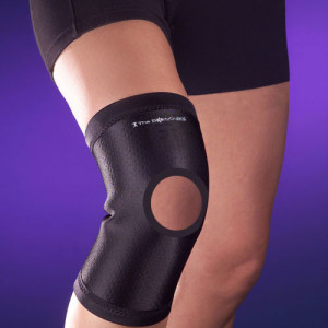BodyGuard™ Open Patella Knee Brace