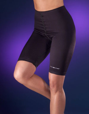 Custom compression shorts